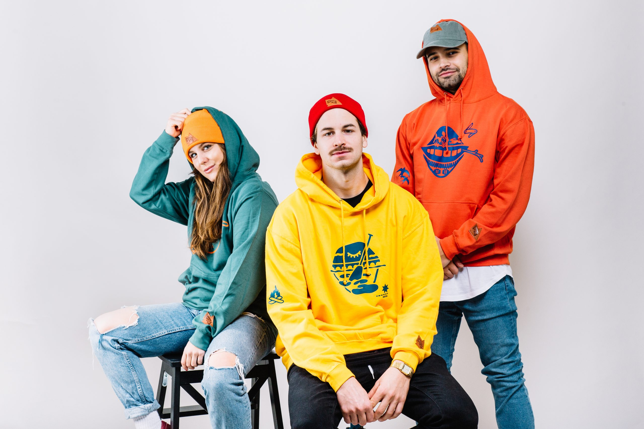 Your must-haves for outdoor adventures | Our merch collection is out now